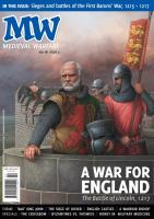"""Vol. VII, #2 """"A War for England, The Siege of Dover, Honey in Military Medicine"""""""