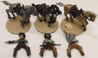 Mounted Gunmen
