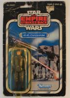 Empire Strikes Back - AT-AT Commander (48-Back)