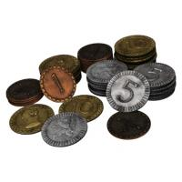 Clans of Caledonia - Coin Set