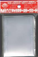 Mini Character Sleeve Guard - Clear (60)