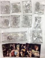 Kingdom Death Kickstarter 1.0 Pinups Collection #1