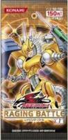 5D's - Raging Battle Booster Pack