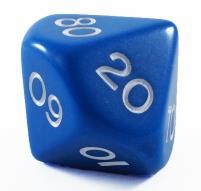 Jumbo d010 - Blue