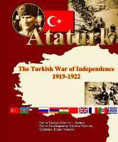 Ataturk! The Turkish War of Independence, 1919-22