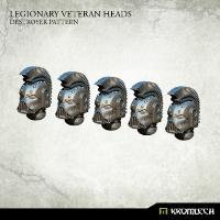 Legionary Veteran Heads - Destroyer Pattern