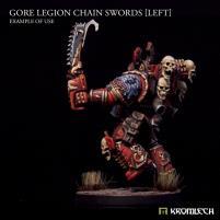Gore Legion - Chain Swords (left)