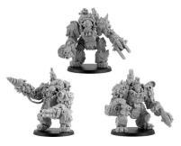 Juggernaut Mecha-Armor Squad
