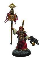 Paulus Von Phyrra - Imperial Preacher