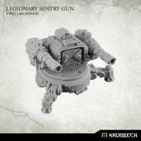 Legionary Sentry Gun - Twin Lascannon