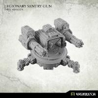 Legionary Sentry Gun - Twin Minigun