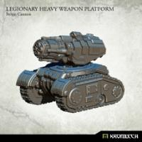 Legionary Heavy Weapon Platform - Storm Cannon