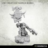 Greatcoat Banner Bearer