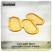Cavalry Tray - 3 Models