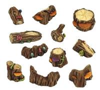 Basing Kit - Tree Stumps
