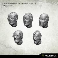 Guardsman Veteran Heads