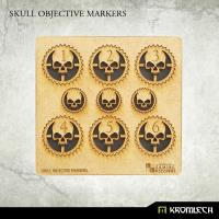 Objective Markers - Skull