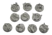 25mm Round Bases - Windfall
