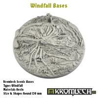 130mm Round Base - Windfall