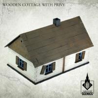 Wooden Cottage w/Privy