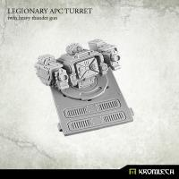 Legionary APC Turret - Twin Heavy Thunder Gun