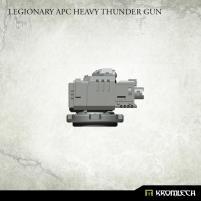 Legionary APC Heavy Thunder Gun