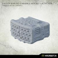 Fallen Knight - Carapace Rocket Launcher