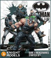 Bane and Mercenaries Starter Set (2nd Edition) (Resin)