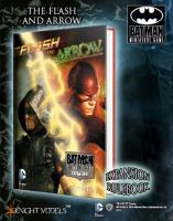 Batman Miniature Game Expansion - Flash and Arrow