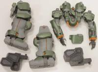 Mech 02 Zio Matrix ZCH-GR/1