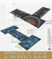 Ministry of Magic & Prophecy Room Game Boards