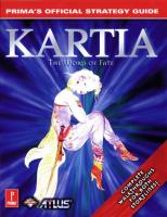 Kartia -The Word of Fate, Prima's Official Strategy Guide