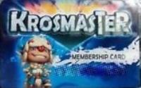Kromaster Membership Card