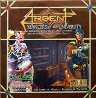 Argent - The Consortium, Mancers of the University Expansion (2018 Edition)