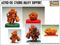 Cyborg Heavy Support