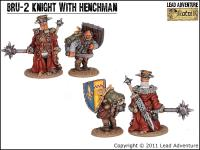 Knight with Henchman