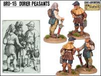 Durer Peasants