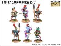 Cannon Crew #2