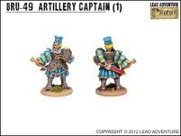 Artillery Captain