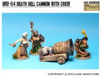 Death 'Bell Cannon' with Crew