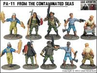 From the Conaminated Seas