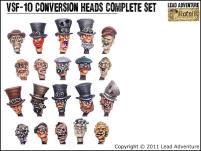 Conversion Heads Compete Set