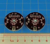 Wound Dials #0-20