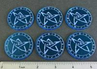 Cthulhu Sealed Gate Tokens (6)