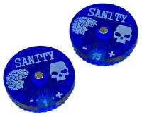 Cthulhu Sanity Dials (2)