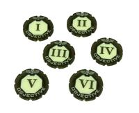WHv8 - Premium 2-Tone, Objective Token Set, Numbered