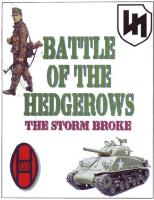 Battle of the Hedgerows - The Storm Broke