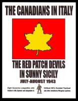 Canadians in Italy, The #1 - The Red Patch Devils