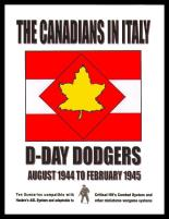 Canadians in Italy, The #3 - D-Day Dodgers