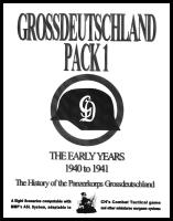 Grossdeutschland #1 - The Early Years